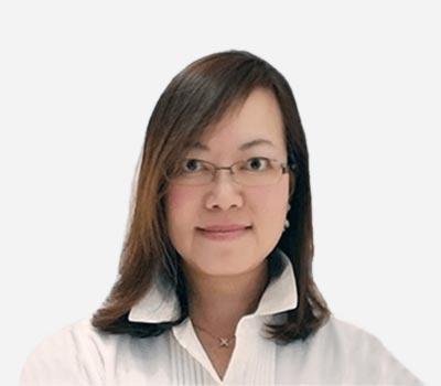 Ms. Emily Cheung Wai Yee, MBA - General Manager of Invitrocue Hong Kong